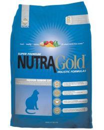 Nutra Gold Indoor Gato Senior