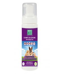 Shampoo espuma anti insecto Men for San