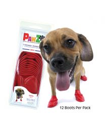 Botas Reutilizables y Biodegradables PawZ Talla Small