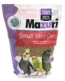 "Mazuri Alimento para Aves Pequeñas ""Small Bird Diet"""