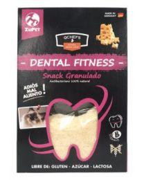 Snack Dental Granulado Qchef para Gatos