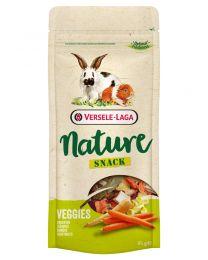 Snack Nature Veggies para Pequeños Animales