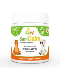SuniCalm Suplemento alimenticio anti estrés