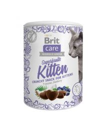 Brit Care Cat Snack Superfruits para Gatitos