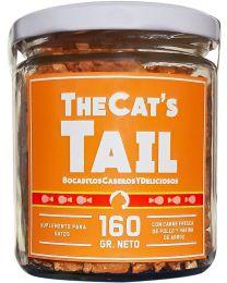 """Galletas Caseras para Gatos """"The Cat's Tail"""" - 160 gramos"""