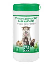 Toallitas Limpiadoras para Mascotas