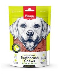 "Snack Wanpy ""Toothbrush Chews"" Vacuno"