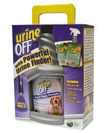 """Kit Eliminador de Olores y Manchas """"Urine OFF"""""""