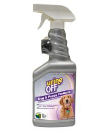 Urine OFF Eliminador de Manchas y Olores de Perro