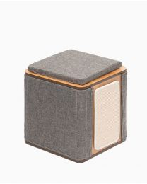 Mueble Vesper Cubo - Piedra