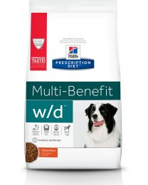 "Hill""s ""Multi-Benefit"" w/d para Perros"