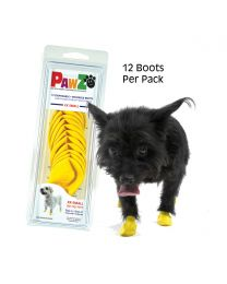 Botas Reutilizables y Biodegradables PawZ Talla XX Small