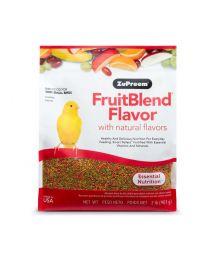 ZuPreem FruitBlend para Aves Extra Pequeñas