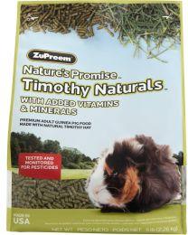 "ZuPreem ""Timothy Naturals"" Alimento para Cuye"