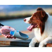 Botella y Bebedero para Mascotas